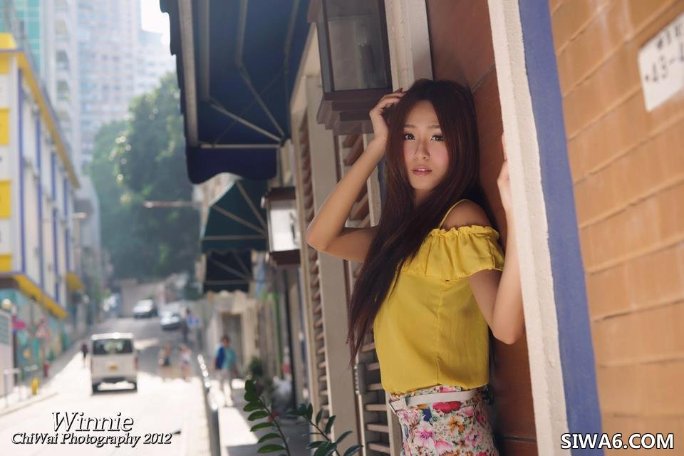 Beautyleg小雪winnie&晶晶香港外拍 上环拍拍
