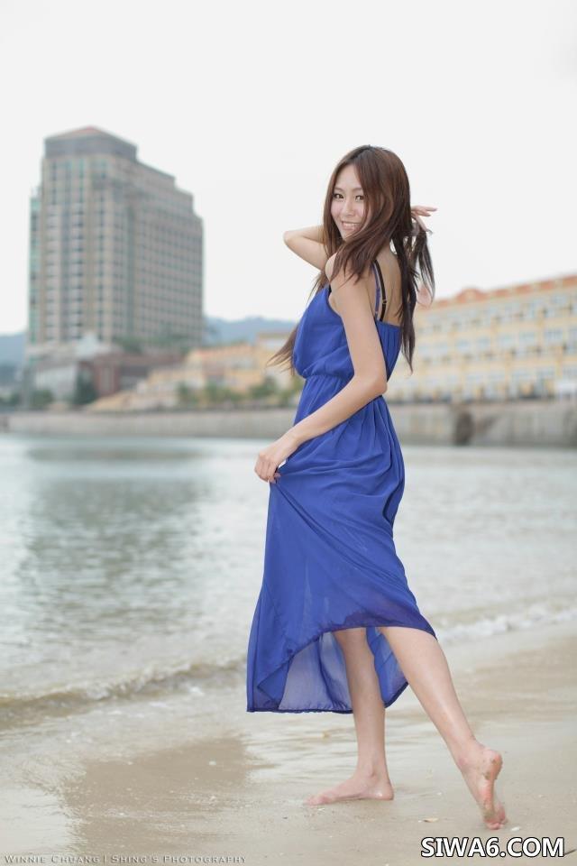 Beautyleg小雪winnie&晶晶香港外拍 愉景湾外拍