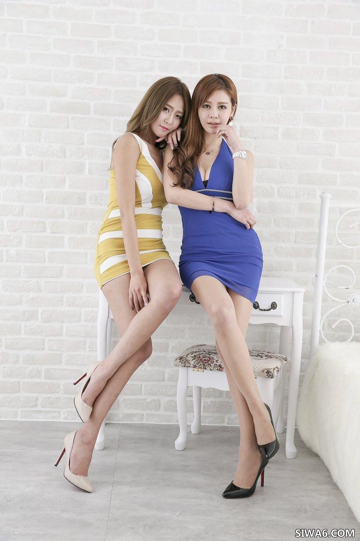 Winnie&Dennise双女神来袭(46P)