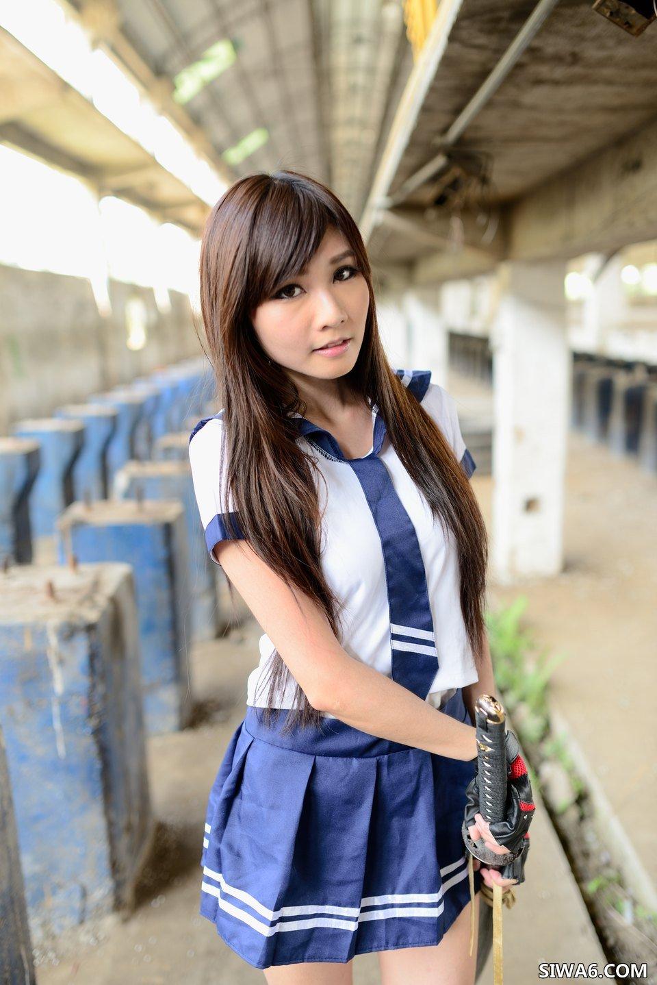 Beautyleg模特-��雅筑Chu COS超清外拍写真合集[46P507M]